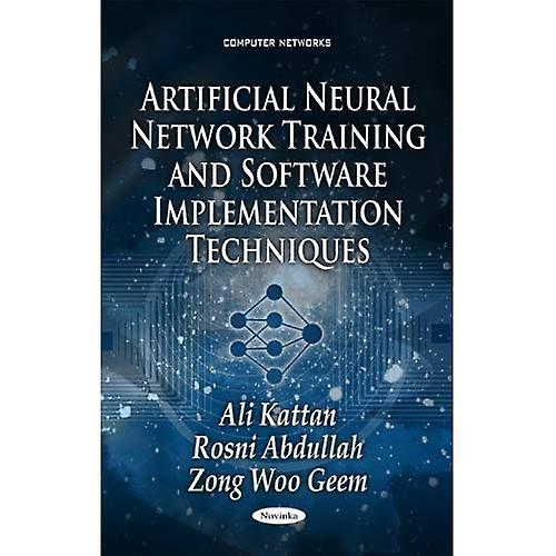 Artificial Neural Network Training & Software Implementation Techniques (Computer Networks)