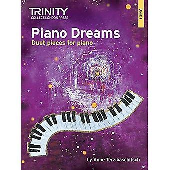 Piano Dreams Duet Book 1 (Piano 4 Hands)