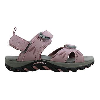 Merrell sirene Sandal rosa førskolen J30014Y størrelse 12 Medium