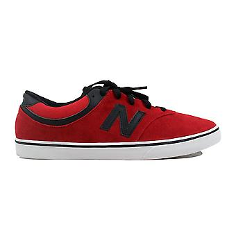 New Balance Quincy-254 Scarlet Red/Black Quincy-Red Men's