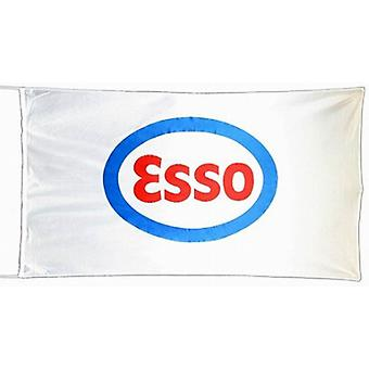Large Esso Oval flag 1500mm x 900mm