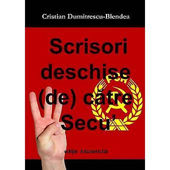 Scrisori Deschise de C by DumitrescuBlendea & Cristian