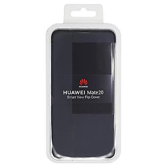 Oficial Huawei Mate 20 cubierta de tapa azul profundo Smart View | iParts4u