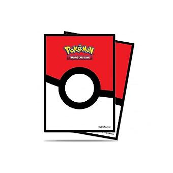 Deck Pro ultra protecteurs manches Pokemon Pokeball Design