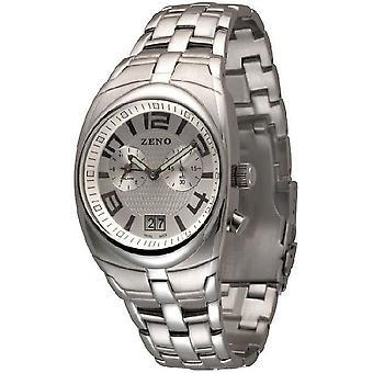 Zeno-watch mens watch race alarm 291Q-g3M