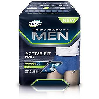 Tena Men's Incontinence Brief Size M 9 uds (Hygiene and health , Intimate hygiene , Pads)