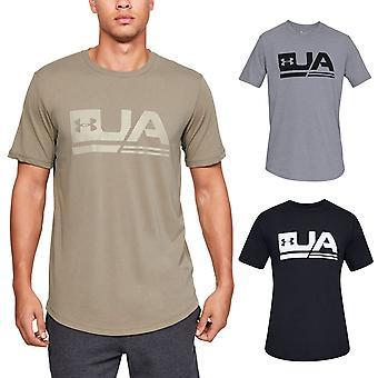 Under Armour Mens 2019 Sportstyle Drop Hem T-Shirt