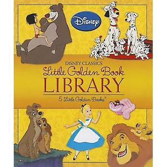 Disney Classics Little Golden Book Library by Golden Books - 97807364