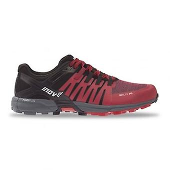 Inov8 Roclite 315 Mens Standard Fit Trail Running Shoes Red/black