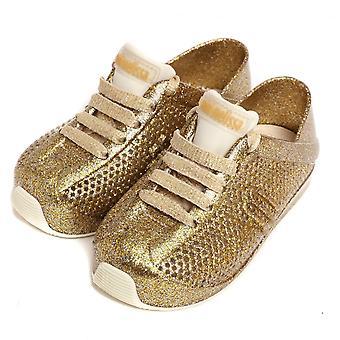 梅丽莎鞋迷你梅丽莎爱系统 18 教练, 金光闪闪