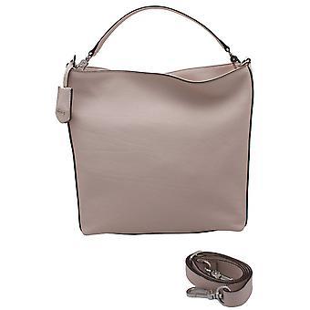 Abro Neutral Leder Schultergurt Handtasche