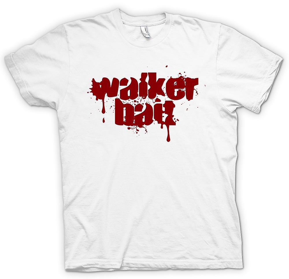 Womens T-shirt - Walker bete - Zombie Walking Dead