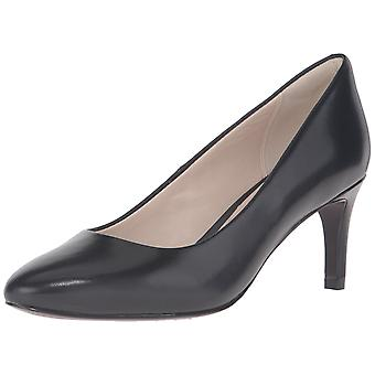 Cole Haan Womens Clara Grand 65mm Leather Pointed Toe Classic Pumps