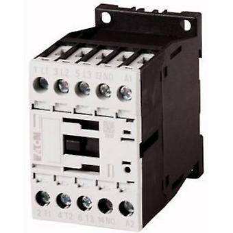 Eaton DILM12-10(24VDC) Relais 1 PC('s) 3 makers 5.5 kW 24 Vdc 12 A + hulpcontact