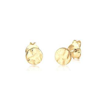 Elli 303441919 Women's Pin Earrings - Gold