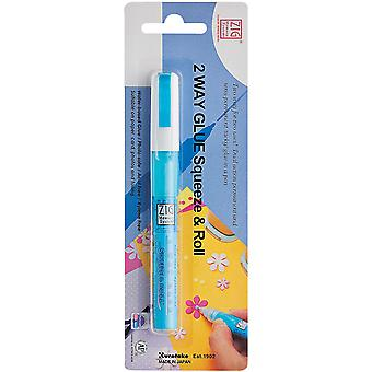 Zig 2 chemin colle stylo emballés Squeeze & Roll Msb10m1p
