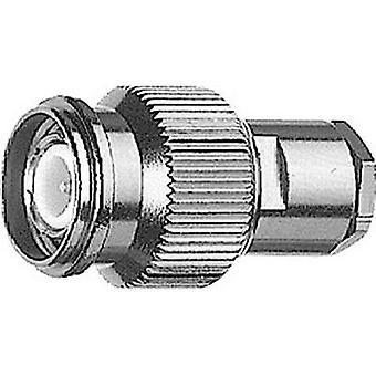 TNC connector Plug, straight 50 Ω Telegärtner J01010A0022 1 pc(s)