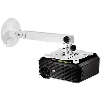 Projector ceiling mount Tiltable, Rotatable Max. distance to floor/ceiling: 63.5 cm
