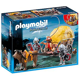 Playmobil Knights faucon C / transport