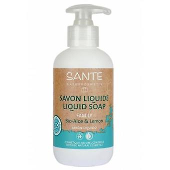 Sante Aloe Liquid Soap & Limon