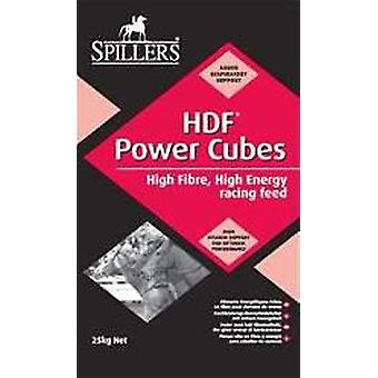 Spillers Power Cubes 25Kg (Horses , Food , Feed , Extruded)