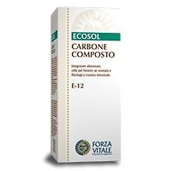 Forza Vitale Compost Carbone 25Gr.comprimidos