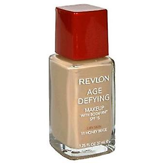 Revlon Age Defying Makeup With Botafirm Spf 15 11 Honey Beige