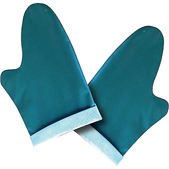 PoochMitts Washable Waste Removal Gloves 1 Pair- PG16P24M