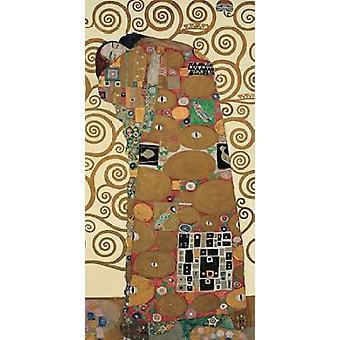 グスタフ · クリムト樹 III ポスター印刷