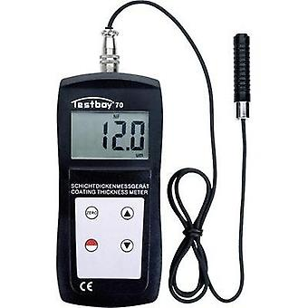 Testboy Testboy® 70Layer-thickness tester, paint-coat measurement 0 - 1000 µm/0 - 40 mil