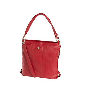 Dr Amsterdam Hand/shoulder bag Basil Red