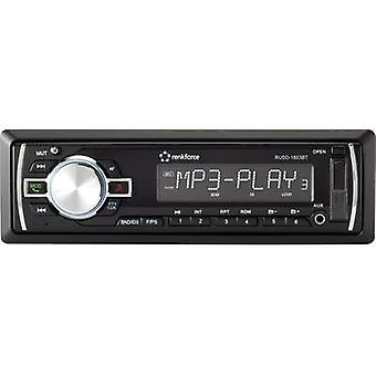 Car stereo Renkforce RUSD-1803BT