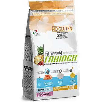 Trainer Puppy & Junior M/M Fish & Rice (Hunde , Hundefutter , Trockenfutter)