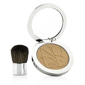 Christian Dior Diorskin Nude Air Healthy Glow Invisible Powder (With Kabuki Brush) - # 030 Medium Beige - 10g/0.35oz