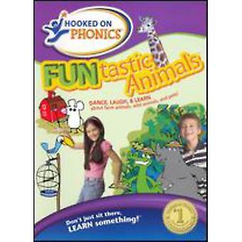 Funtastic dyr [DVD] USA importerer