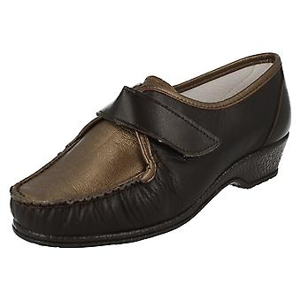Ladies Sandpiper Casual Shoes Eva