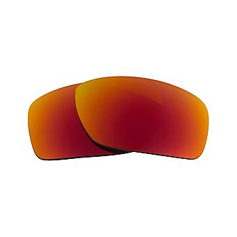 Best SEEK Replacement Lenses for Oakley Sunglasses CANTEEN Brown Red Mirror