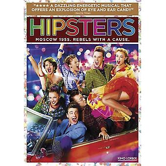 Hipsters [DVD] USA importeren