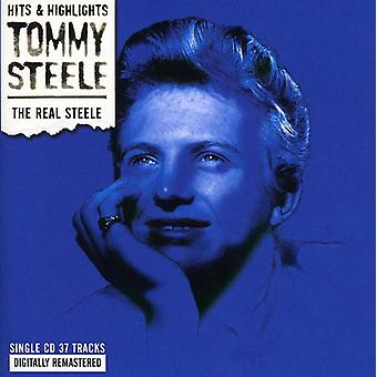 Tommy Steele - importación de Estados Unidos Real Steele [CD]