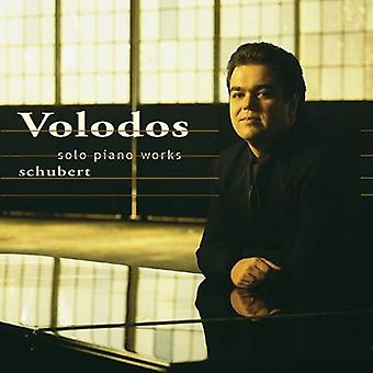 Arcadi Volodos - Schubert: Solo Piano Works [CD] USA import