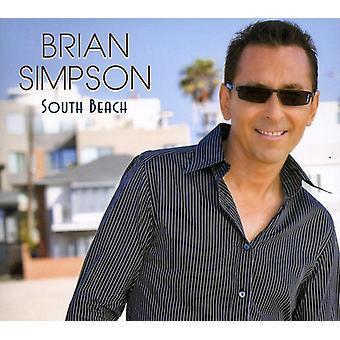 Brian Simpson - importazione USA South Beach [CD]