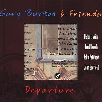 Gary Burton - importación de los E.e.u.u. salida [CD]