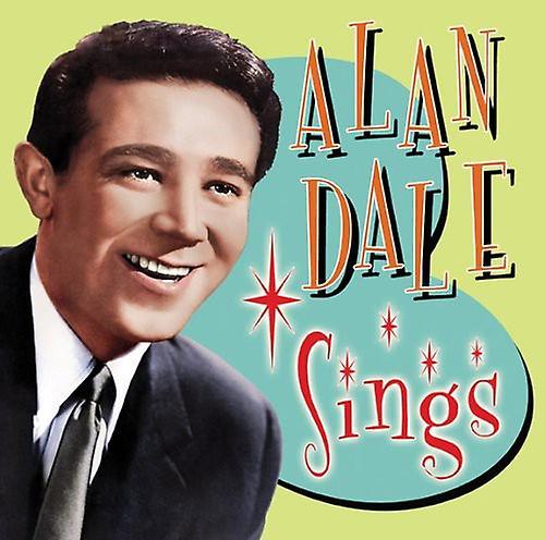 Alan Dale - Alan Dale Sings [CD] USA import