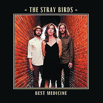 Herreløse fugle - bedste medicin [CD] USA importerer