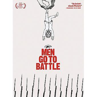 Mænd går til kamp [DVD] USA import