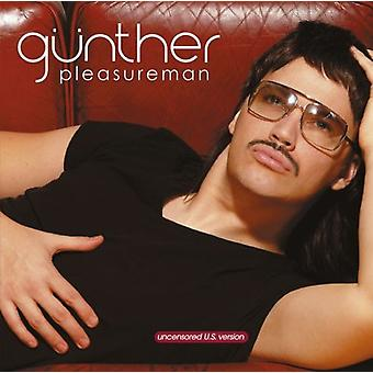 Gunther - Pleasureman [CD] USA importieren