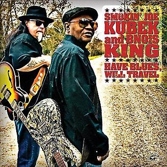 Kubek, Smokin' Joe Band & Bnois King - Have Blues Will Travel [CD] USA import