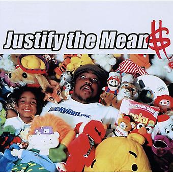 Luckyiam.Psc - Justify the Means [CD] USA import