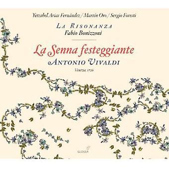A. Vivaldi - Antonio Vivaldi: Importación de los E.e.u.u. de La Senna Festeggiante [CD]