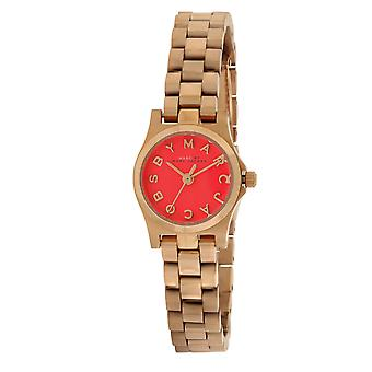 Marc by Marc Jacobs Henry Mini Gold-tono Ladies Watch MBM3311
